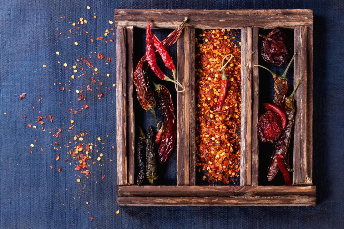 what makes spicy food so good
